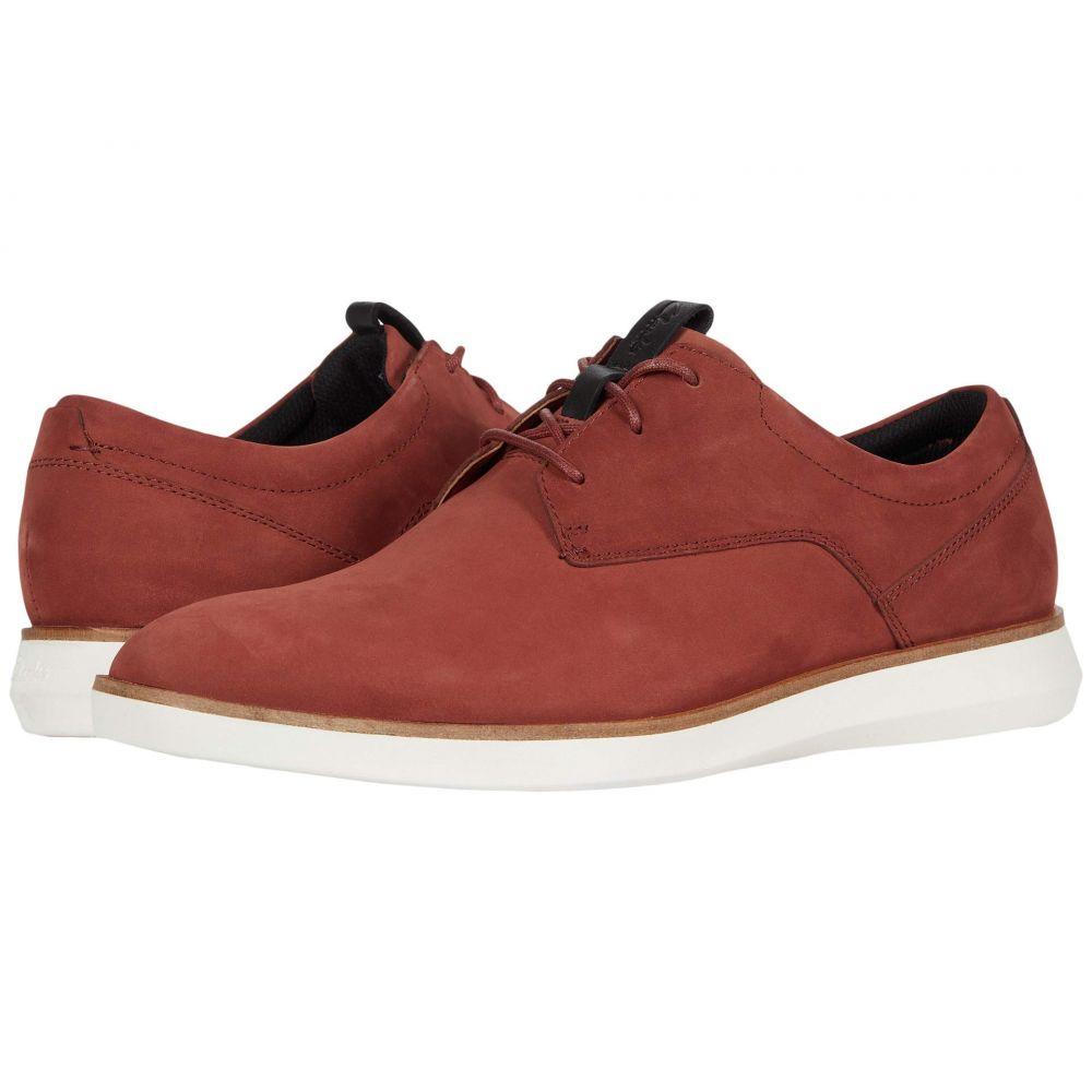 クラークス Clarks メンズ 革靴・ビジネスシューズ シューズ・靴【Banwell Lace】Red Nubuck