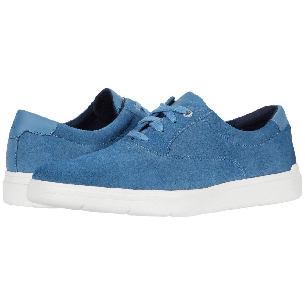 ロックポート Rockport メンズ スニーカー シューズ・靴【Total Motion Lite CVO】Blue Heaven Suede