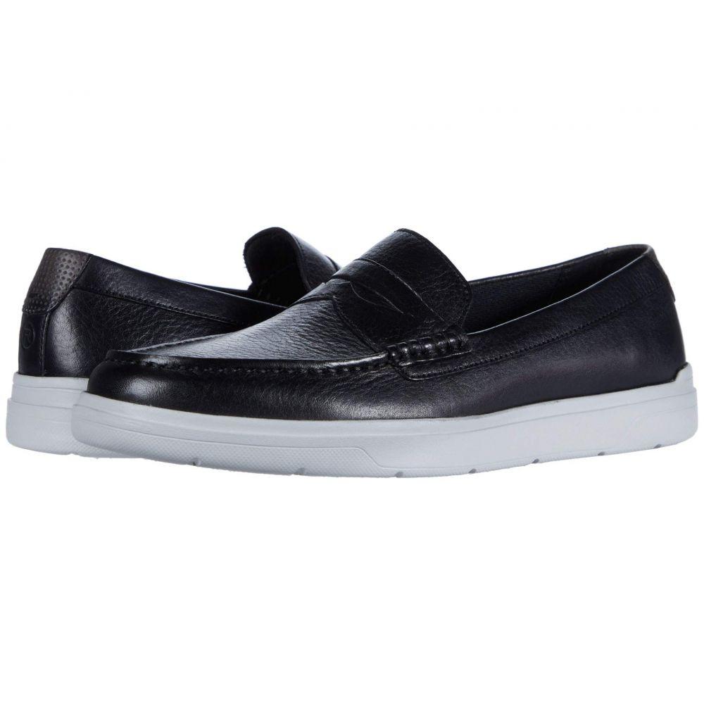 ロックポート Rockport メンズ ローファー シューズ・靴【Total Motion Lite Penny】Black