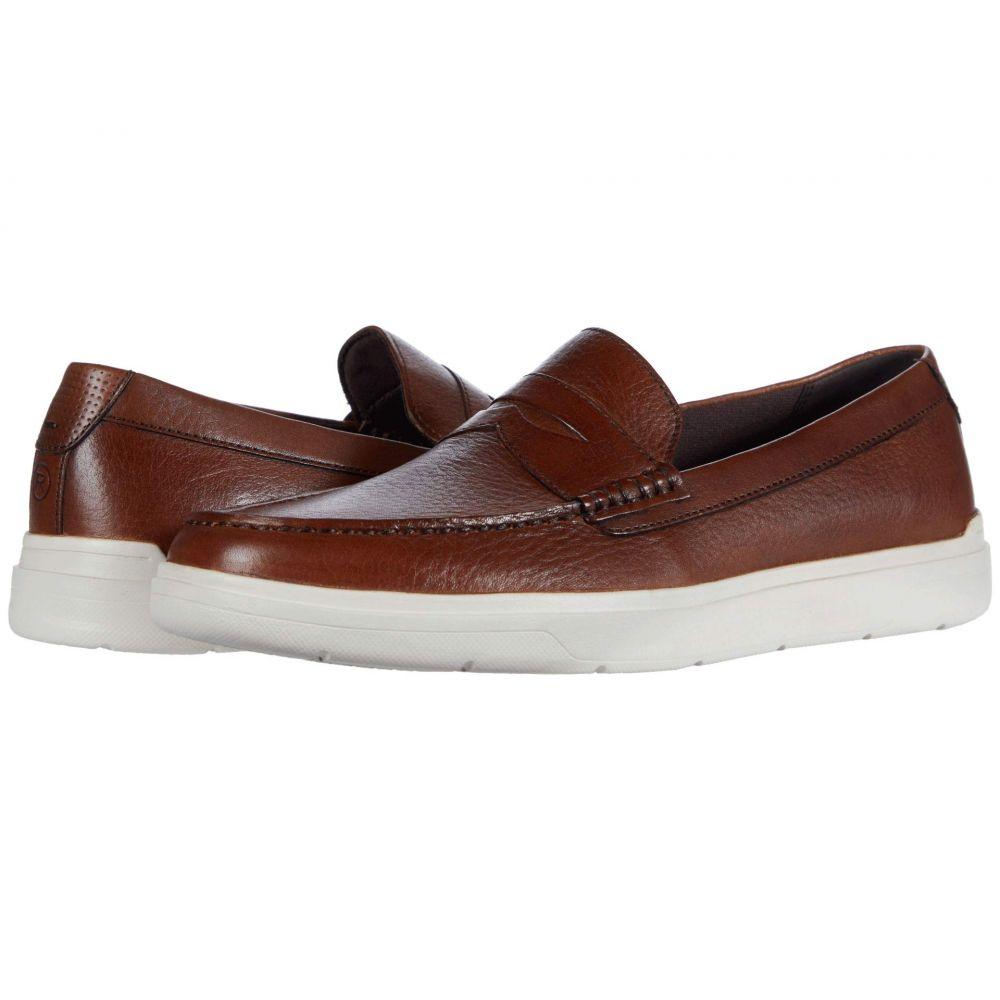 ロックポート Rockport メンズ ローファー シューズ・靴【Total Motion Lite Penny】Cognac Toledo