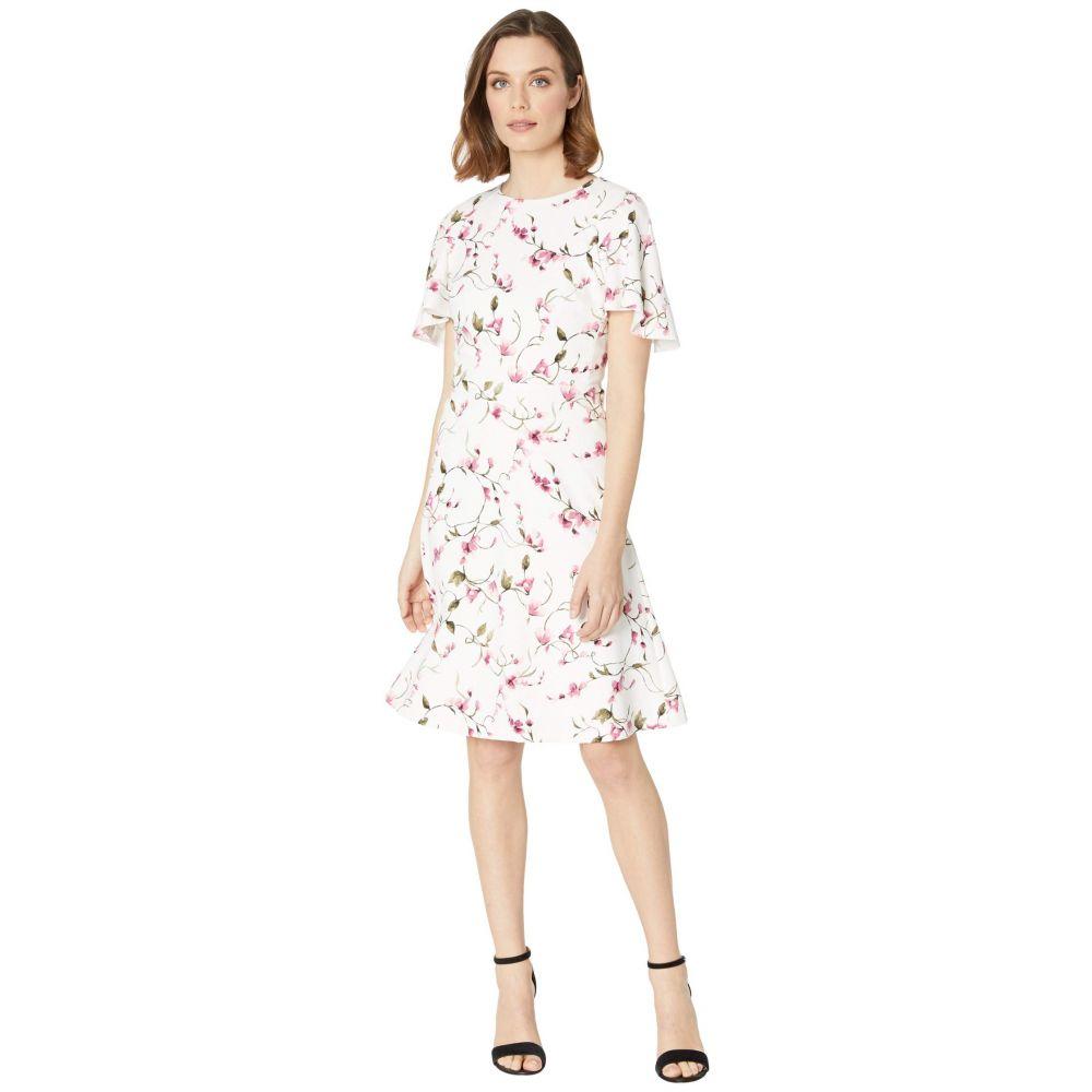 ラルフ ローレン LAUREN Ralph Lauren レディース ワンピース ワンピース・ドレス【Chadela Minerva Floral】Colonial Cream/Pink/Multi