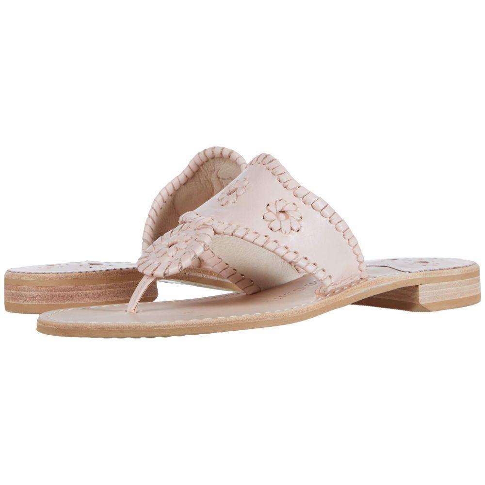 ジャックロジャース Jack Rogers レディース ビーチサンダル フラット シューズ・靴【Jacks Flat Sandal】Blush