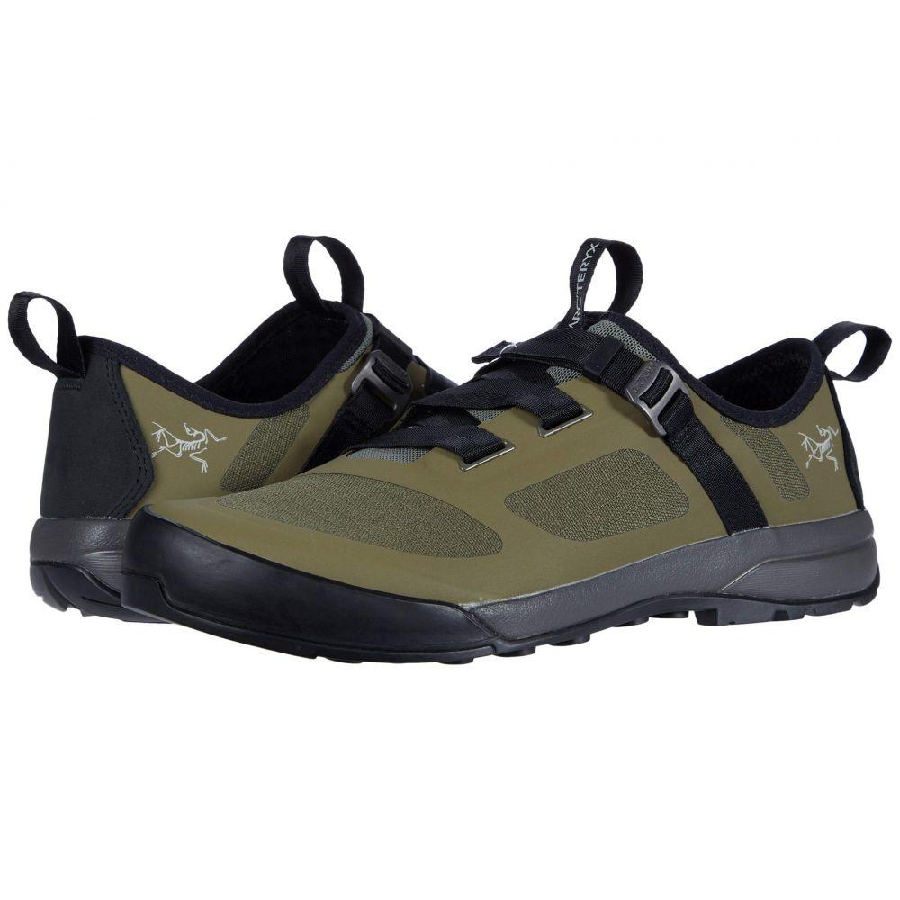 アークテリクス Arc'teryx メンズ ハイキング・登山 シューズ・靴【Arakys Approach Shoe】Wildwood/Black