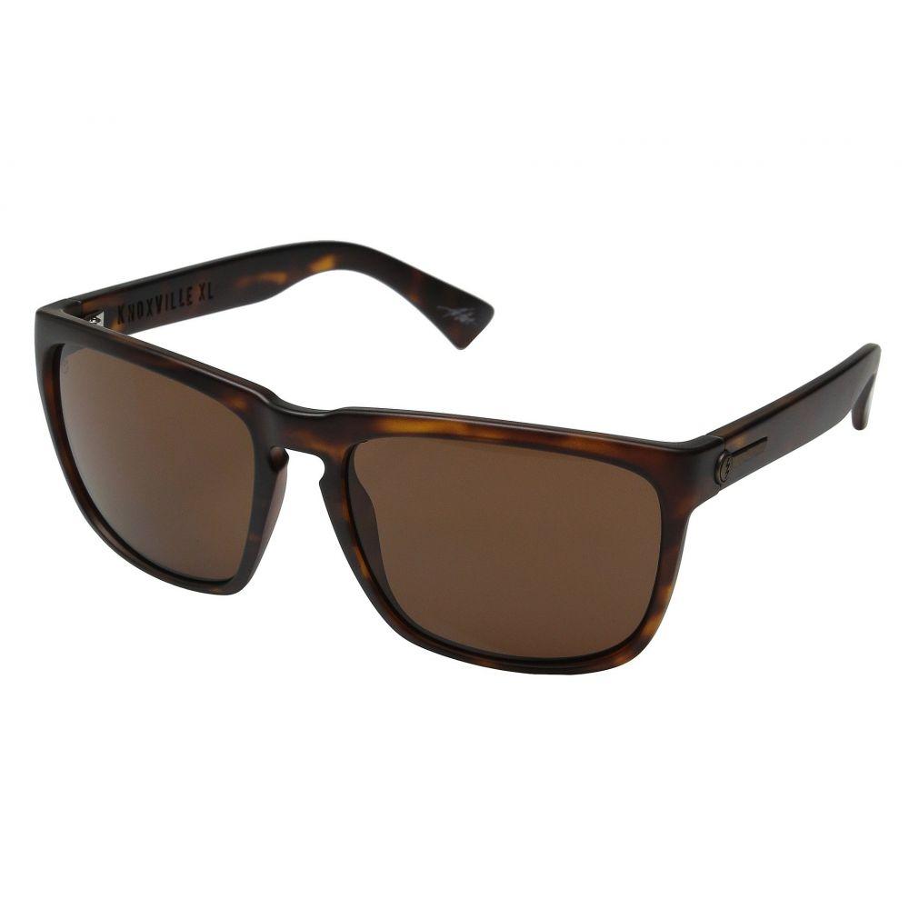 エレクトリック Electric Eyewear レディース メガネ・サングラス 【Knoxville XL】Matte Tort/Ohm Bronze