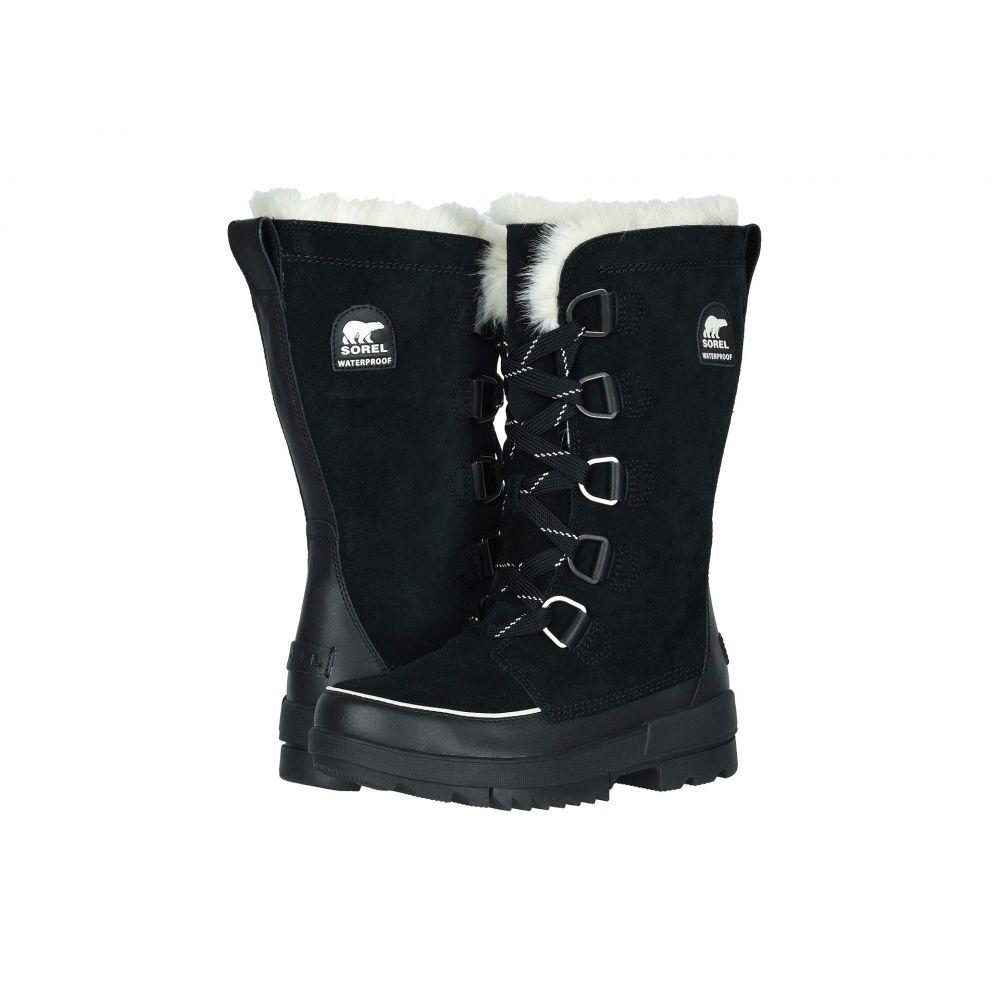ソレル SOREL レディース ブーツ シューズ・靴【Tivoli(TM) IV Tall】Black