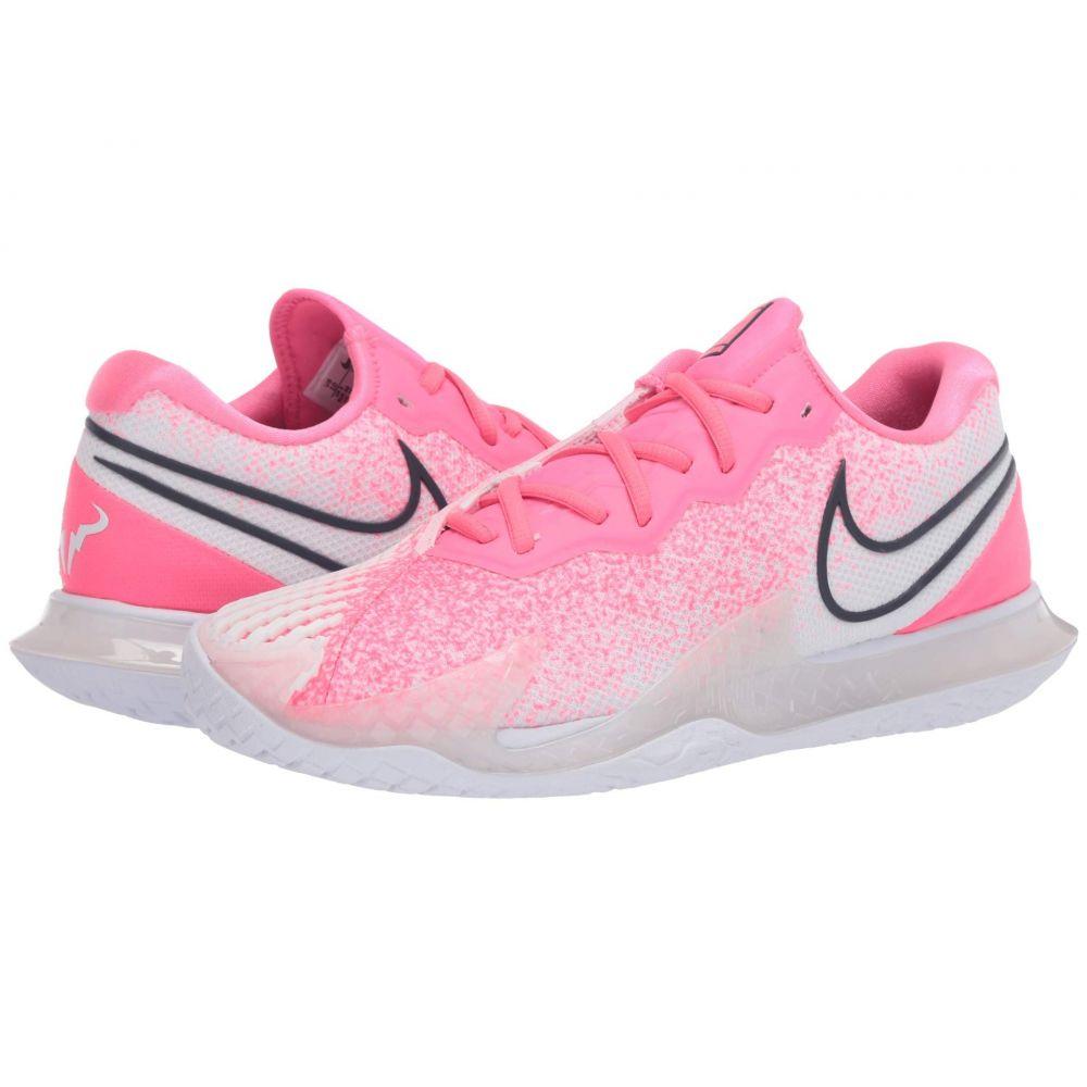 ナイキ Nike メンズ テニス エアズーム シューズ・靴【Court Air Zoom Vapor Cage 4】Digital Pink/Gridiron/White