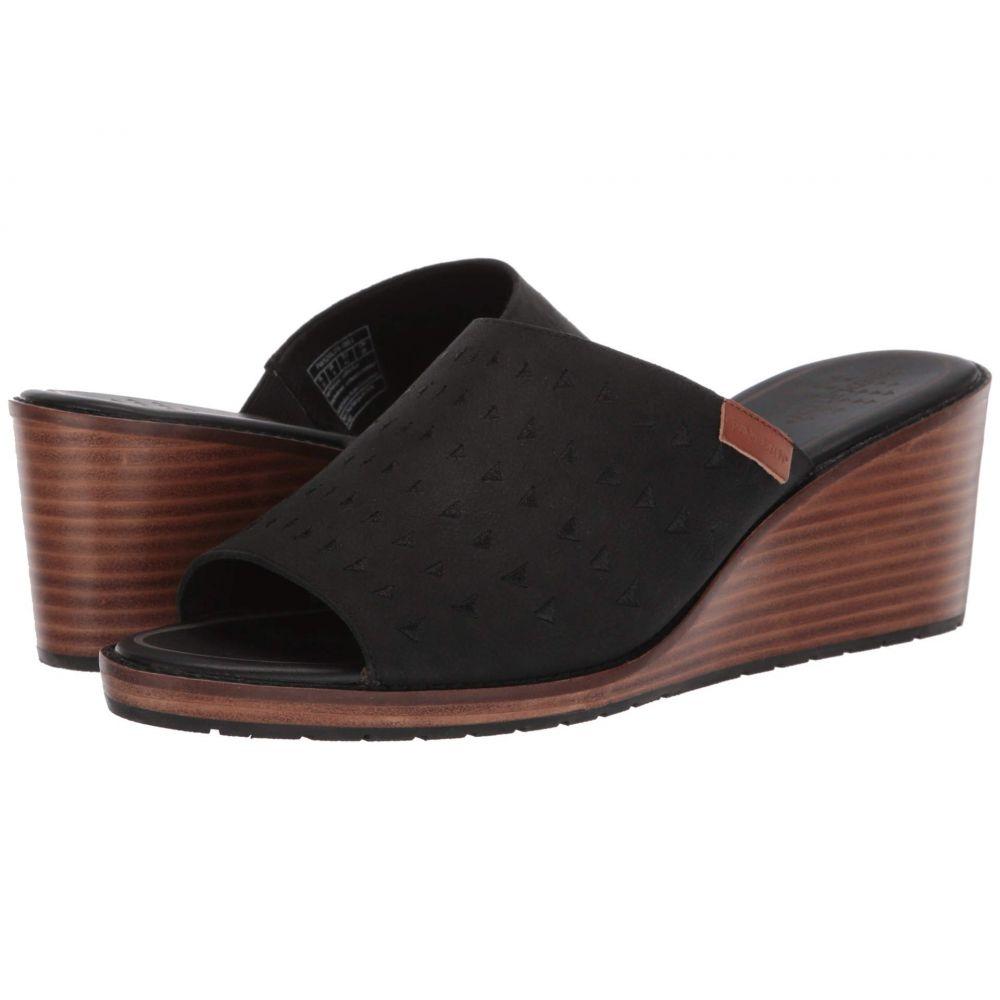 ペンドルトン Pendleton レディース サンダル・ミュール ウェッジソール シューズ・靴【Peconic Wedge】Black