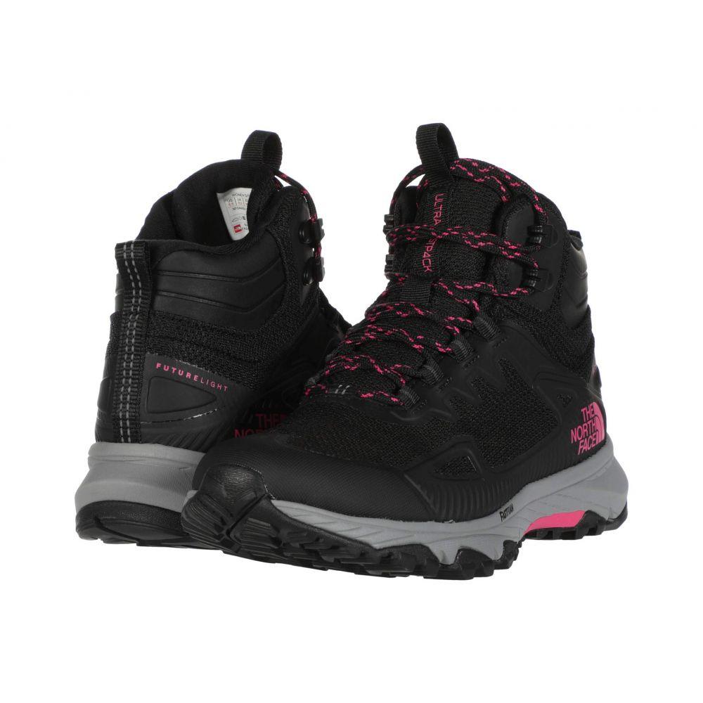 ザ ノースフェイス The North Face レディース ハイキング・登山 シューズ・靴【Ultra Fastpack IV Mid Futurelight】TNF Black/Mr. Pink