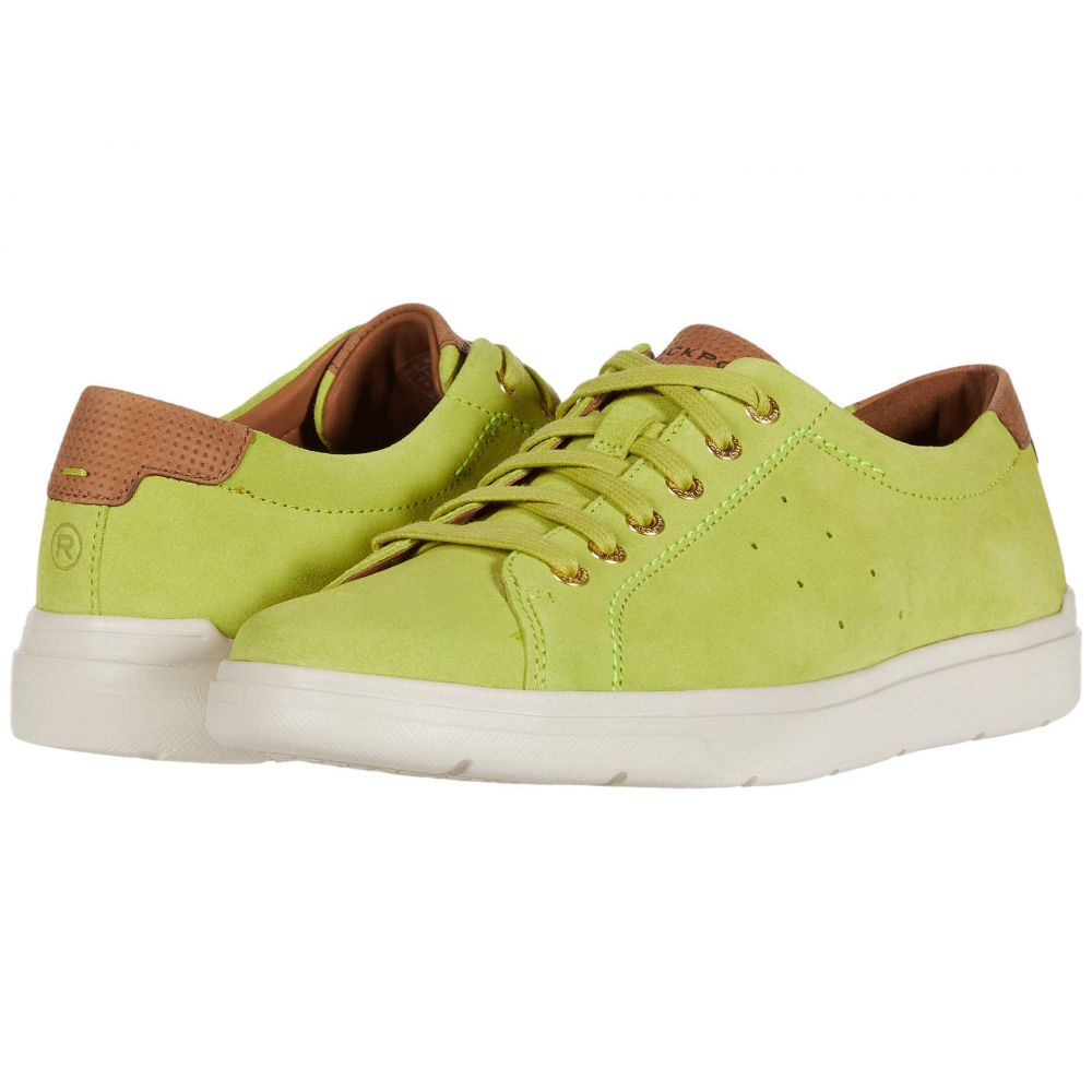 ロックポート Rockport メンズ スニーカー シューズ・靴【Total Motion Lite Lace To Toe LTD】Green Glow