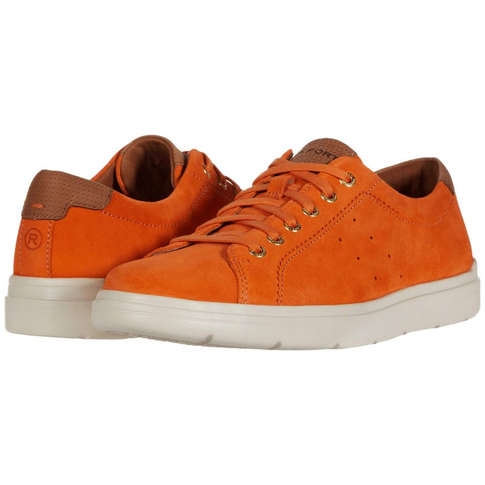 ロックポート Rockport メンズ スニーカー シューズ・靴【Total Motion Lite Lace To Toe LTD】Exuberence Orange