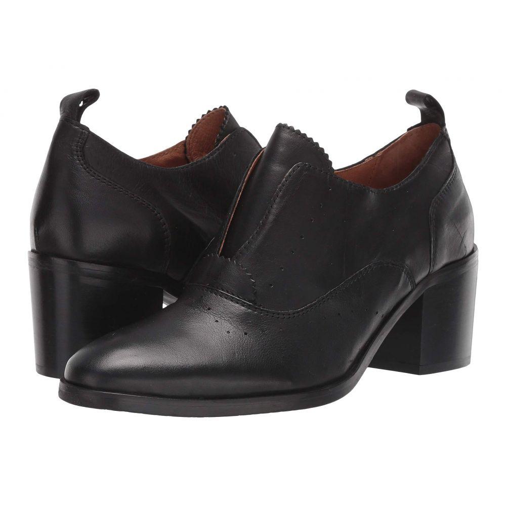 ミズムーズ Miz Mooz レディース ローファー・オックスフォード シューズ・靴【Jonnie】Black