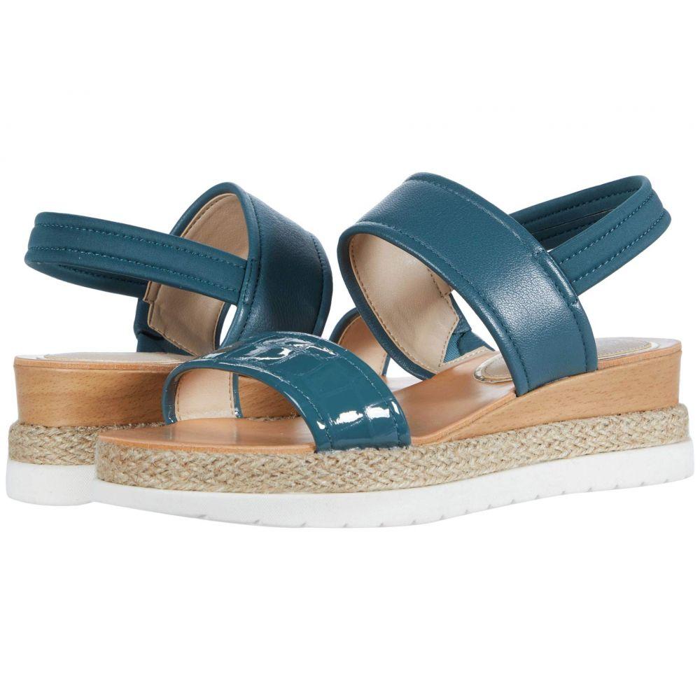 ケネス コール Kenneth Cole New York レディース サンダル・ミュール シューズ・靴【Jules Platform Simple】Sea Green