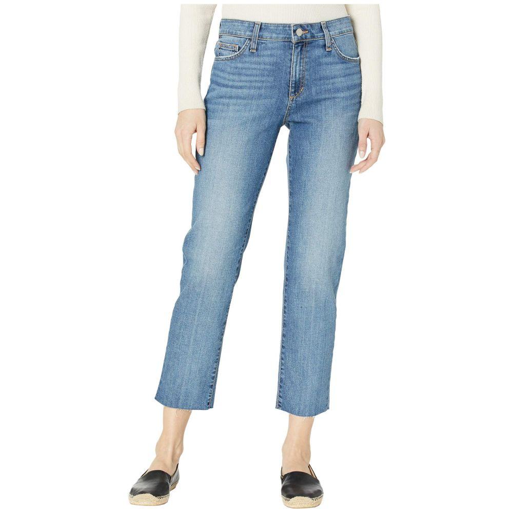 ジョーズジーンズ Joe's Jeans レディース ジーンズ・デニム ボトムス・パンツ【Scout Cut Hem Jeans in Geranium】Geranium