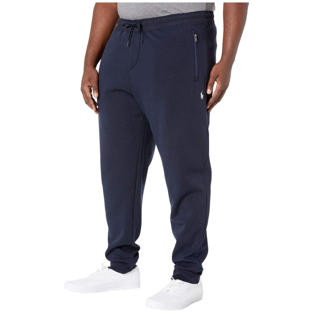 ラルフ ローレン Polo Ralph Lauren Big & Tall メンズ ボトムス・パンツ 大きいサイズ【Big & Tall Double Knit Tech Pants】Aviator Navy
