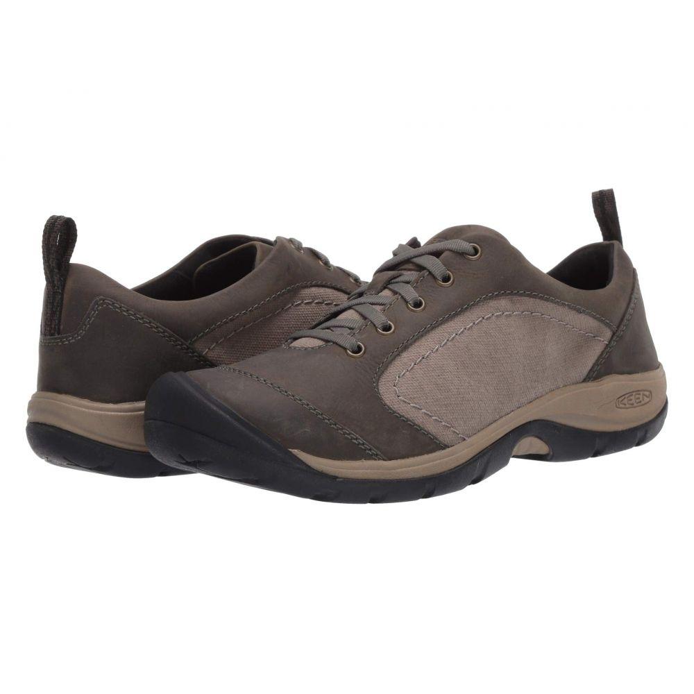 キーン Keen レディース スニーカー シューズ・靴【Presidio II Casual】Dusty Olive/Brindle