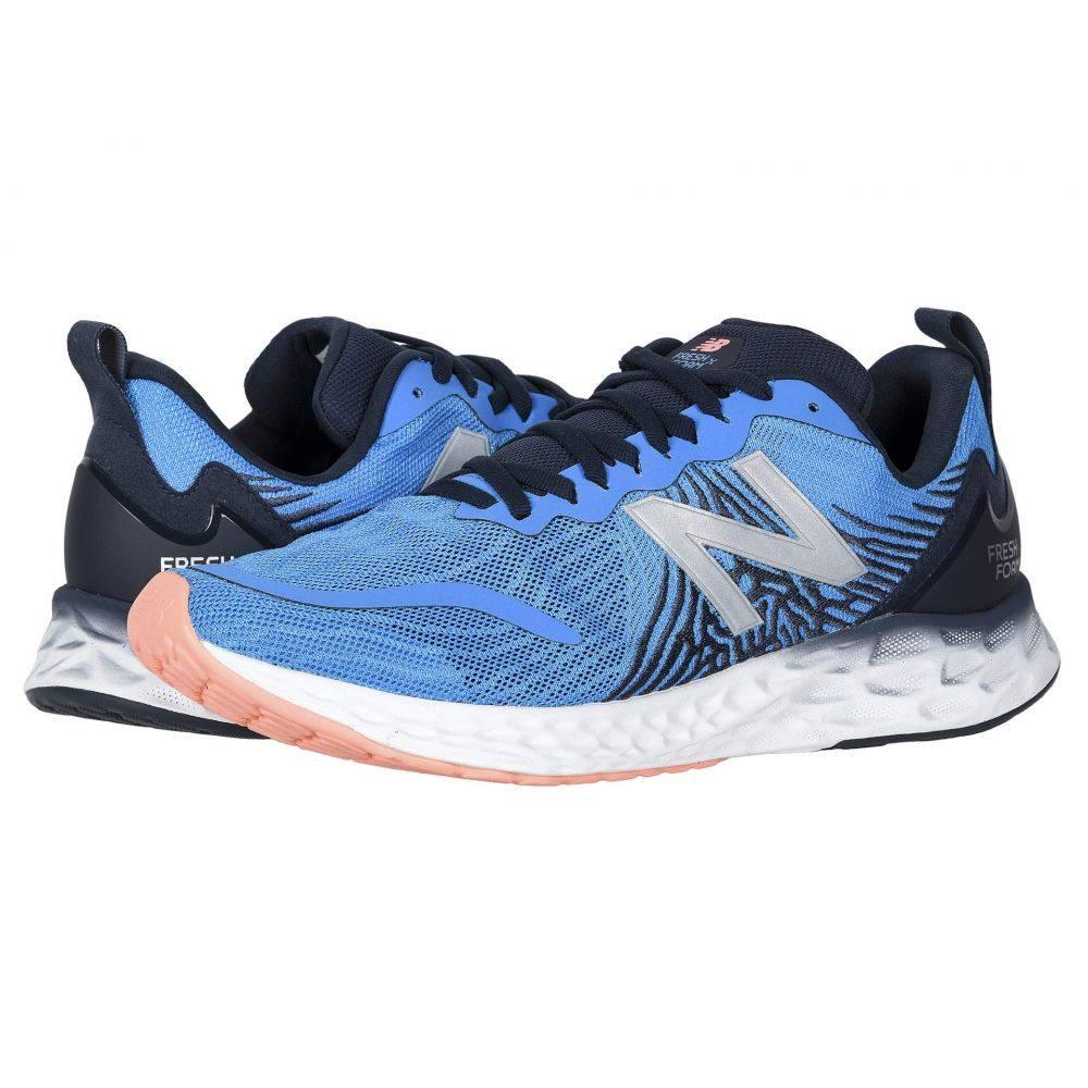 ニューバランス New Balance メンズ ランニング・ウォーキング シューズ・靴【Fresh Foam Tempo】Vision Blue/Ginger Pink