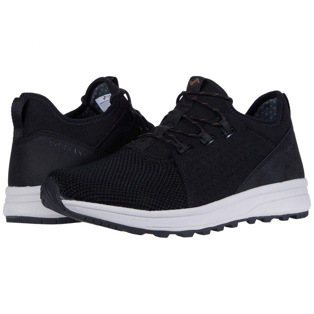 フォーセイク Forsake メンズ スニーカー シューズ・靴【Meridian】Black