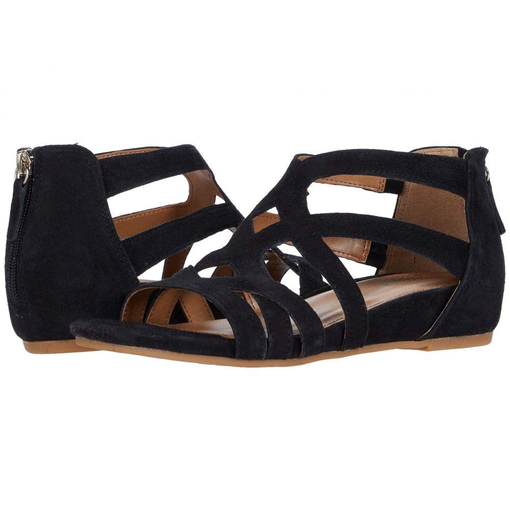 コンフォーティヴァ Comfortiva レディース サンダル・ミュール シューズ・靴【Mayra】Black Suede