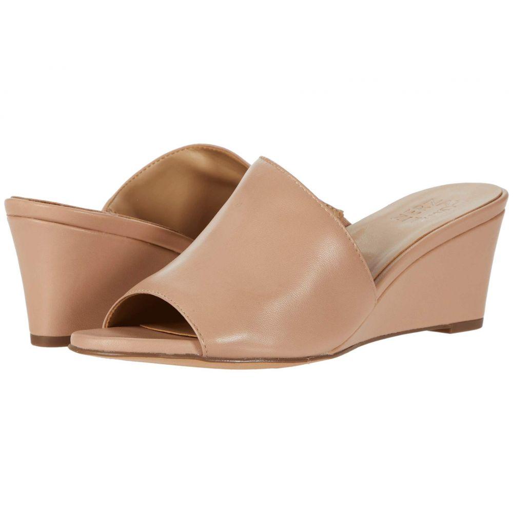ナチュラライザー Naturalizer レディース サンダル・ミュール シューズ・靴 Sansa Barely Nude Leather7Yf6gymIbv