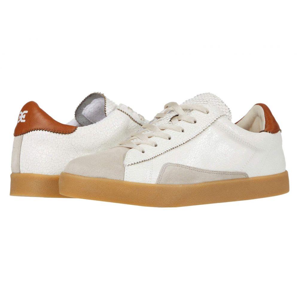 サム エデルマン Sam Edelman レディース スニーカー シューズ・靴【Prima】Bright White/Greige/Ginger Brown Leather