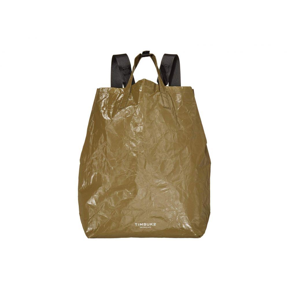 ティンバックツー Timbuk2 レディース バックパック・リュック バッグ【Paper Bag Pack Tote】Silt
