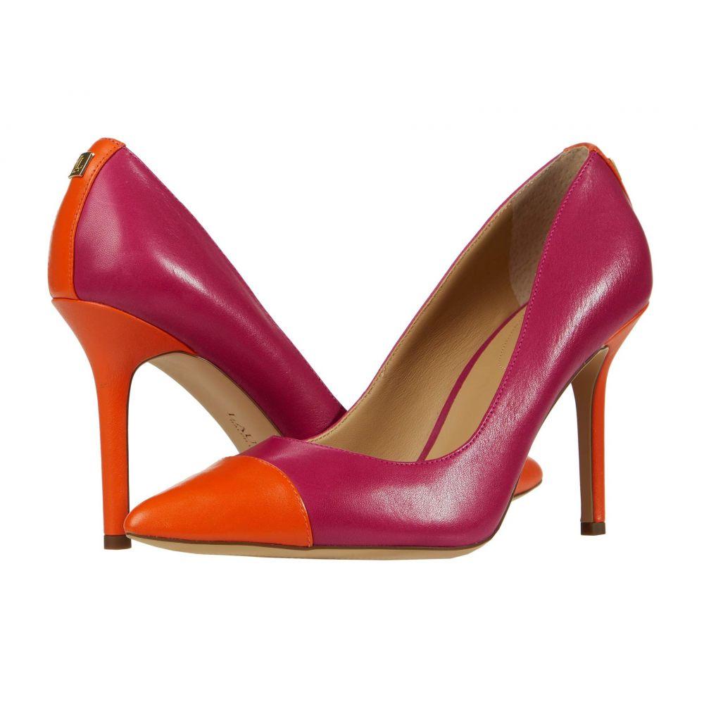 ラルフ ローレン LAUREN Ralph Lauren レディース パンプス シューズ・靴【Lindella】Fuchsia/Sailing Orange