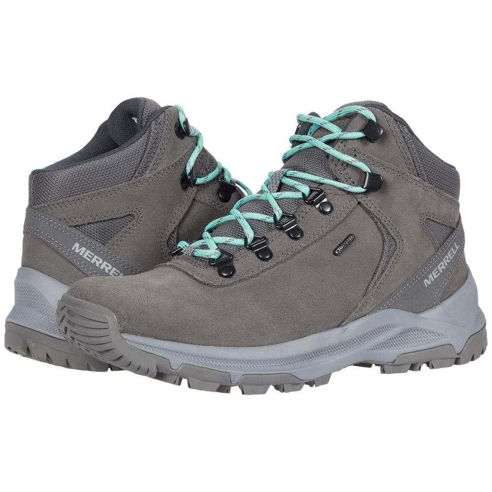 メレル Merrell レディース ハイキング・登山 シューズ・靴【Erie Mid Waterproof】Charcoal