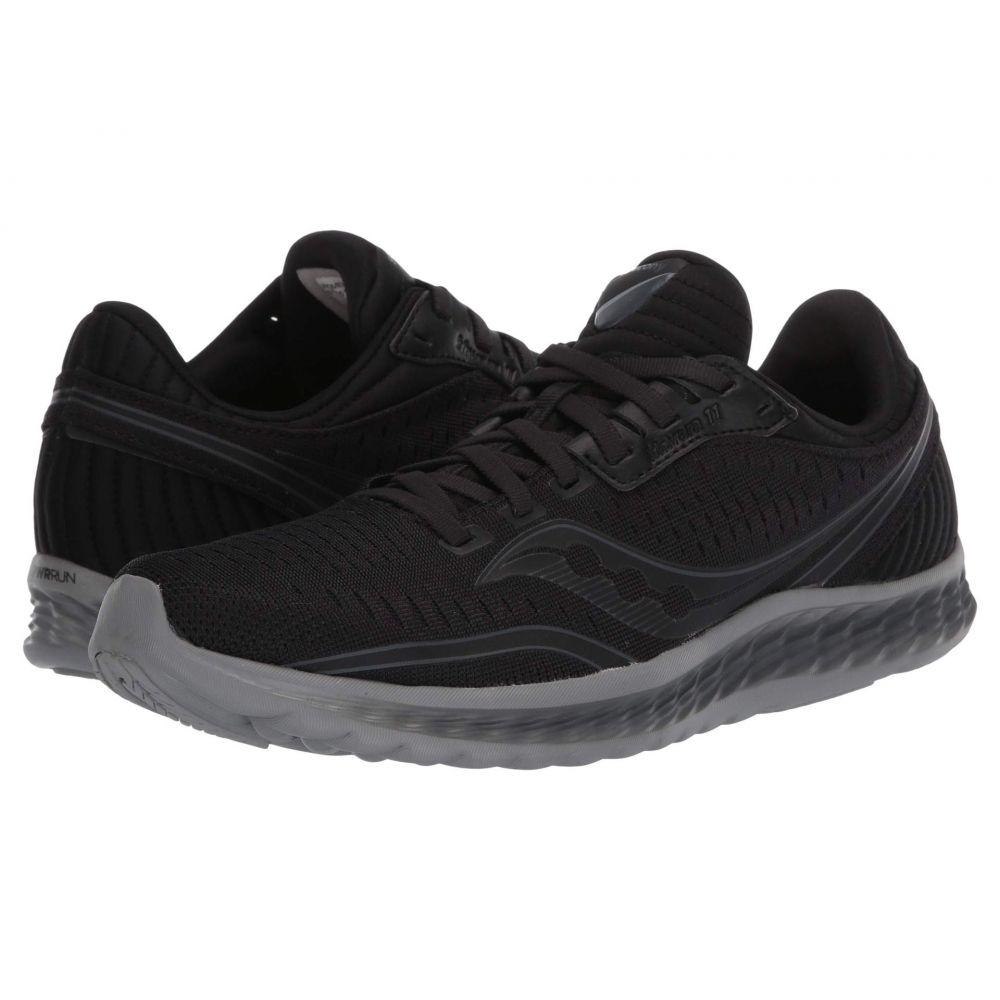 サッカニー Saucony レディース ランニング・ウォーキング シューズ・靴【Kinvara 11】Blackout