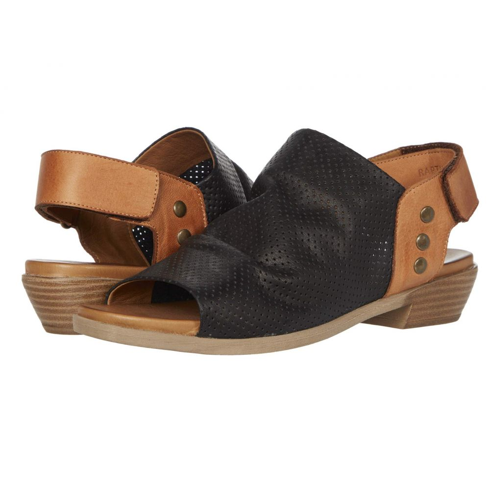 スプリングステップ Spring Step レディース サンダル・ミュール シューズ・靴【Rapture】Black