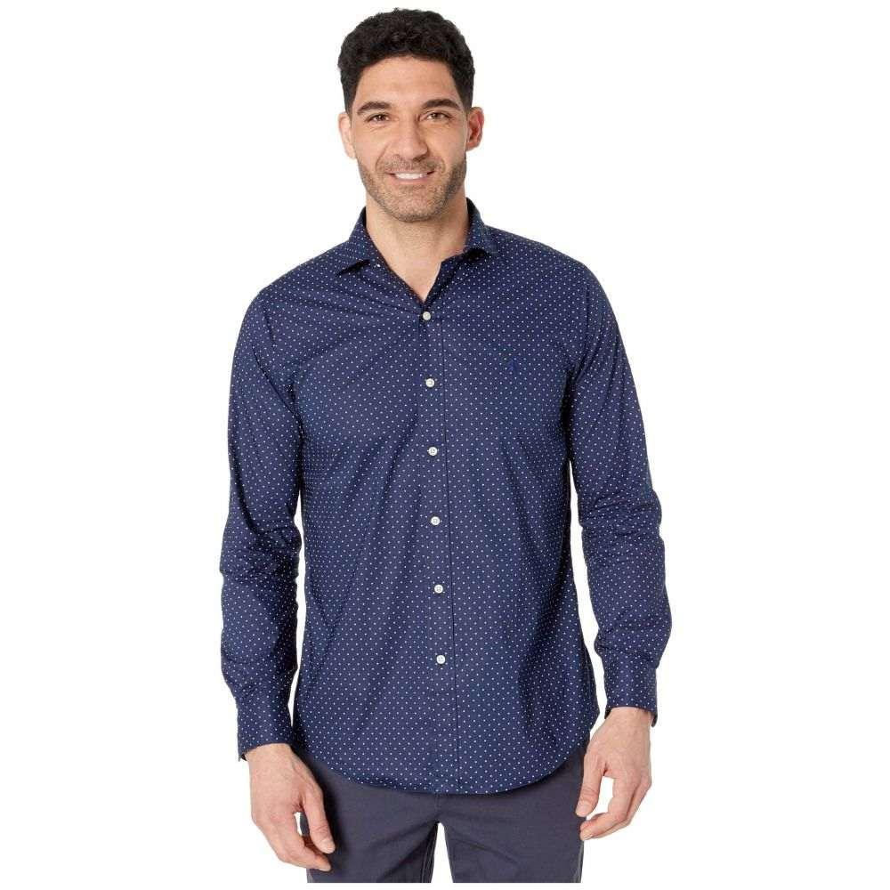 ラルフ ローレン Polo Ralph Lauren メンズ シャツ トップス【Classic Fit Poplin Shirt】Executive Dot