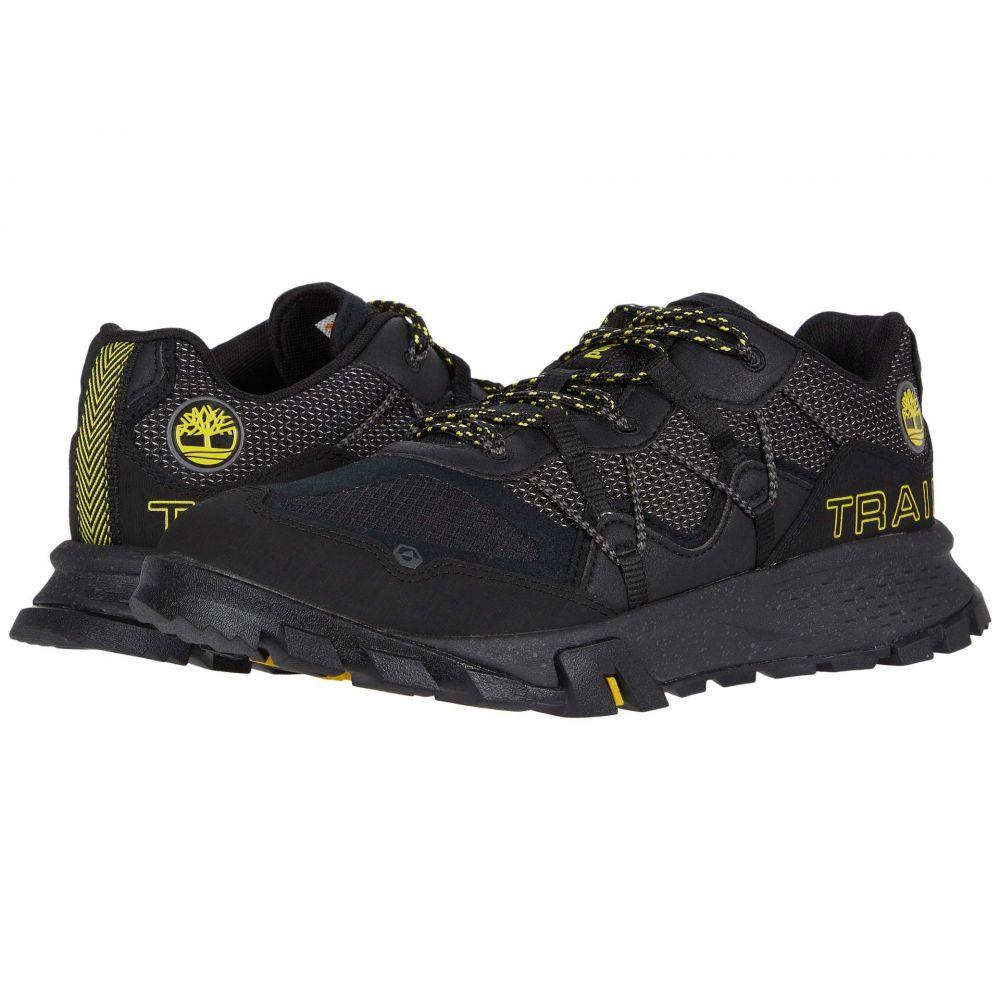 ティンバーランド Timberland メンズ ハイキング・登山 シューズ・靴【Garrison Trail Low】Black Mesh