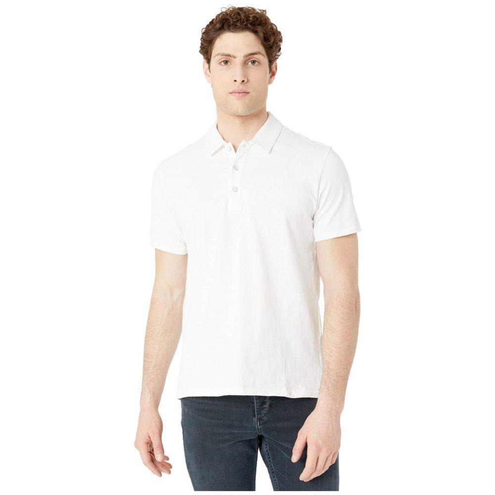 ラグ&ボーン rag & bone メンズ ポロシャツ トップス【Classic Polo】White