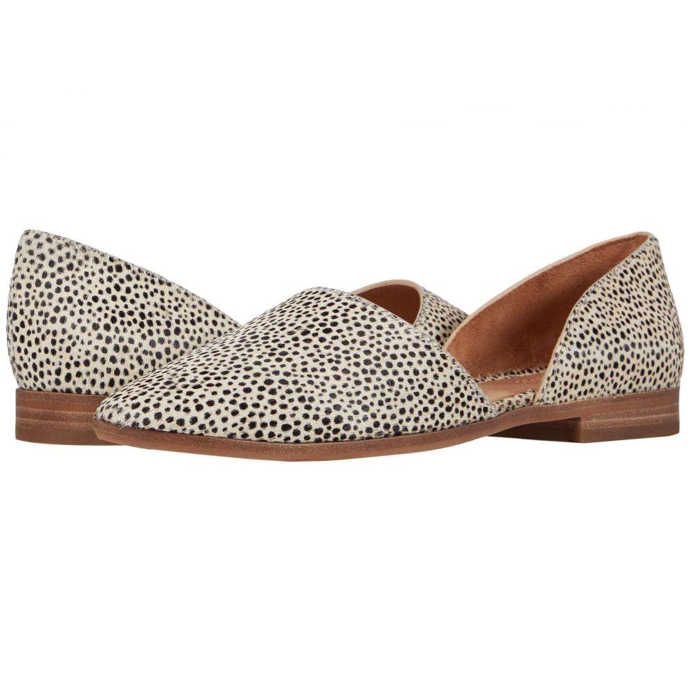メイドウェル Madewell レディース スリッポン・フラット シューズ・靴【Marisa D'Orsay Flat】Dried Flax Multi