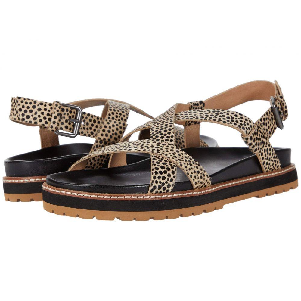 メイドウェル Madewell レディース サンダル・ミュール シューズ・靴【Aubrey Sandal】Dried Flax Multi