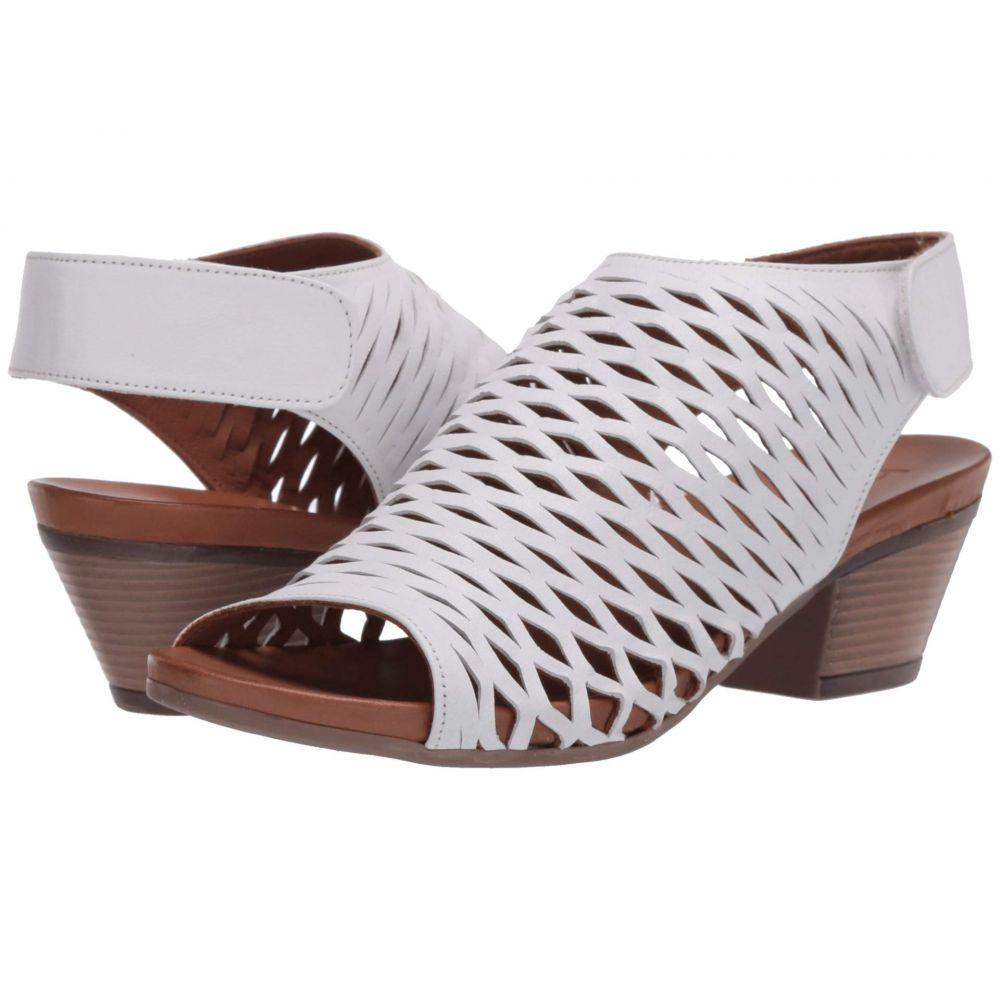 ブエノ Bueno レディース サンダル・ミュール シューズ・靴【Lacey】White