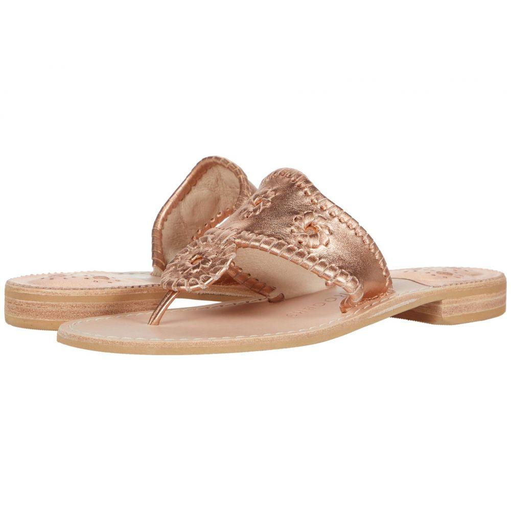 ジャックロジャース Jack Rogers レディース ビーチサンダル フラット シューズ・靴【Jacks Flat Sandal】