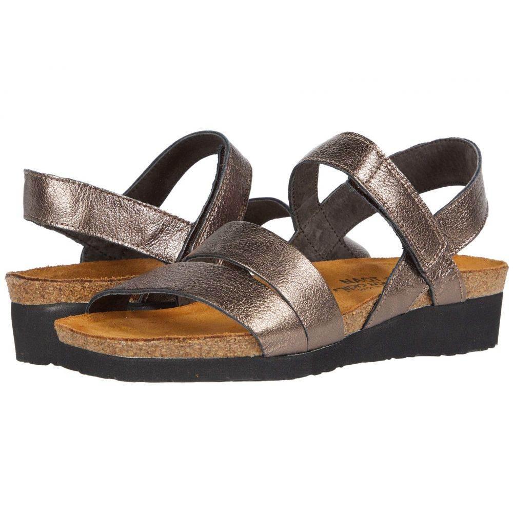 ナオト Naot レディース サンダル・ミュール シューズ・靴【Kayla】Radiant Copper Leather