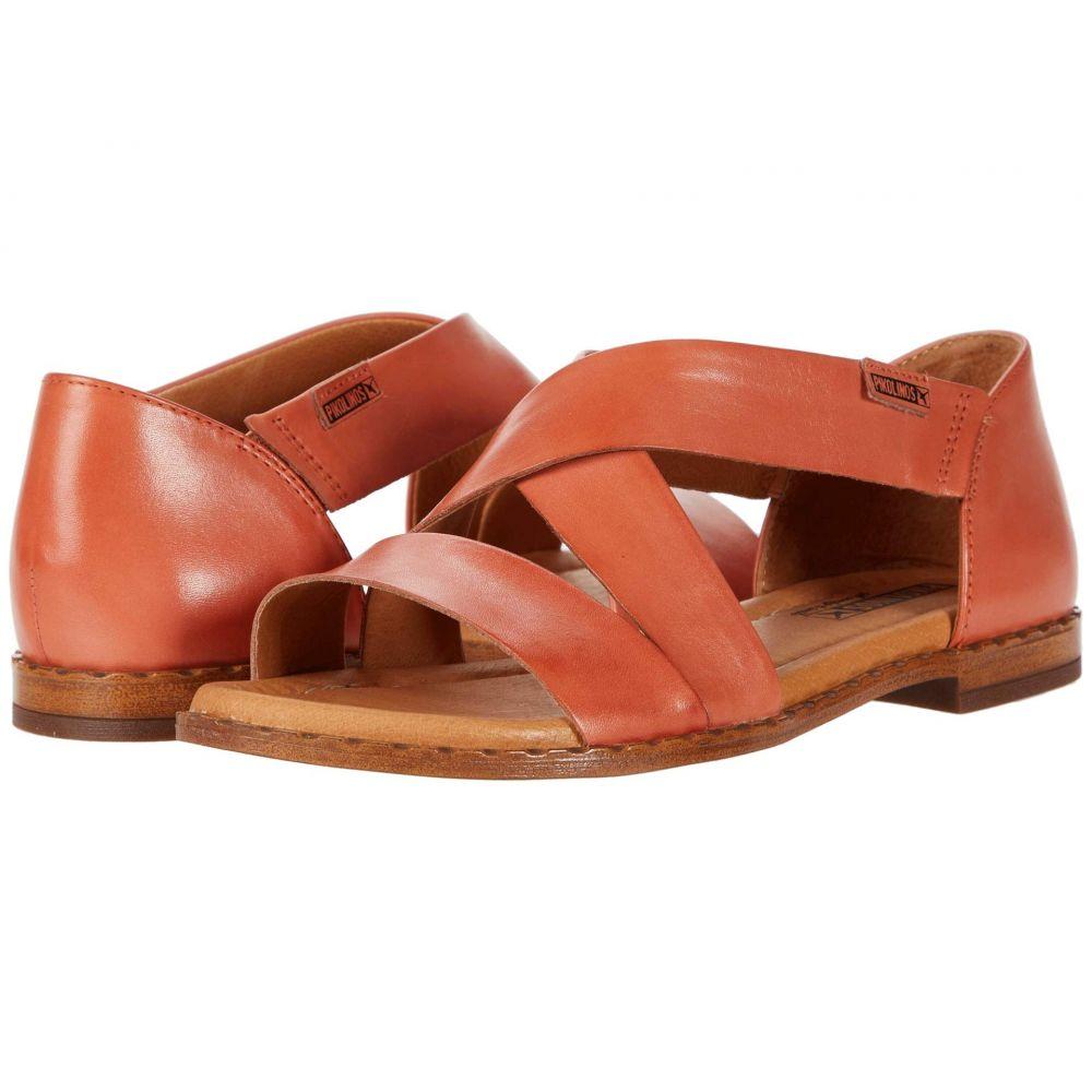 ピコリノス Pikolinos レディース サンダル・ミュール シューズ・靴【Algar W0X-0552】Scarlet