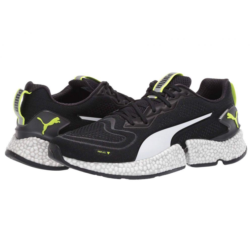 プーマ PUMA メンズ ランニング・ウォーキング シューズ・靴【Speed Orbiter】Puma Black/Yellow Alert/Puma White