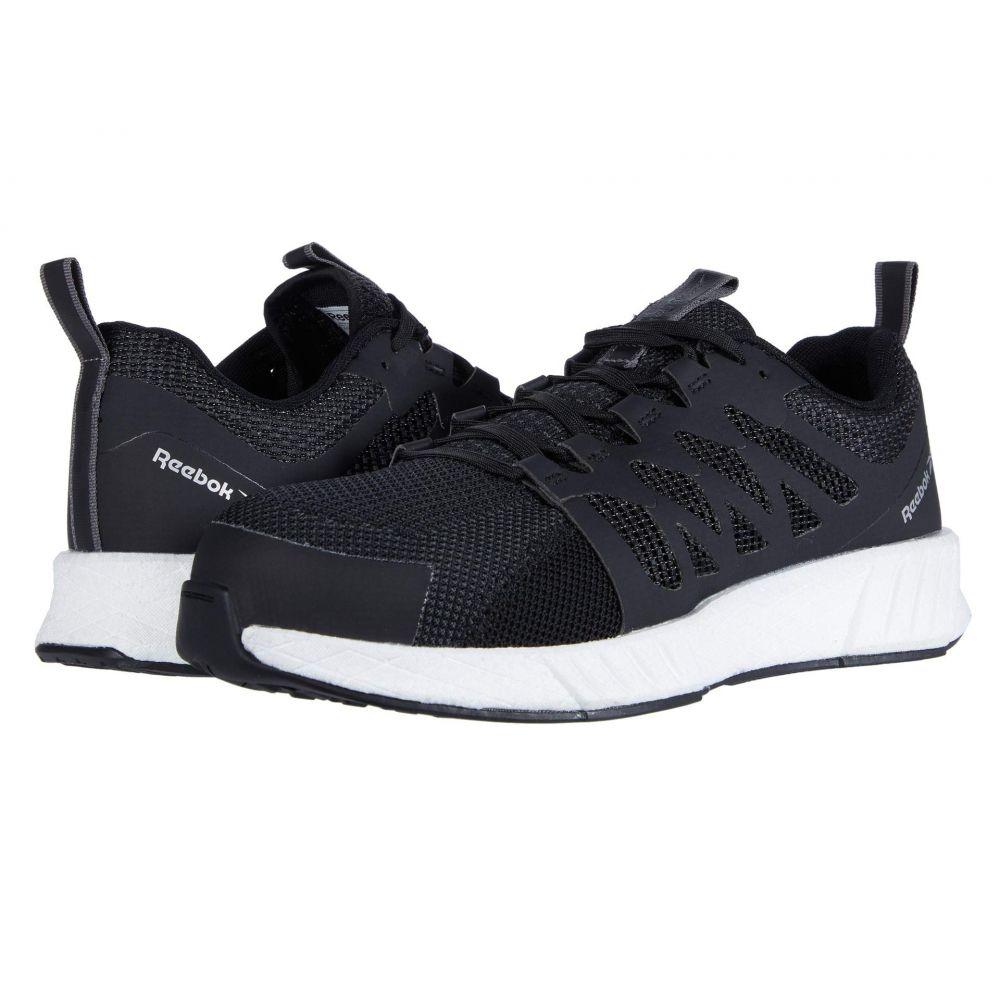 リーボック Reebok Work メンズ スニーカー シューズ・靴【Fusion Flexweave Cage】Black