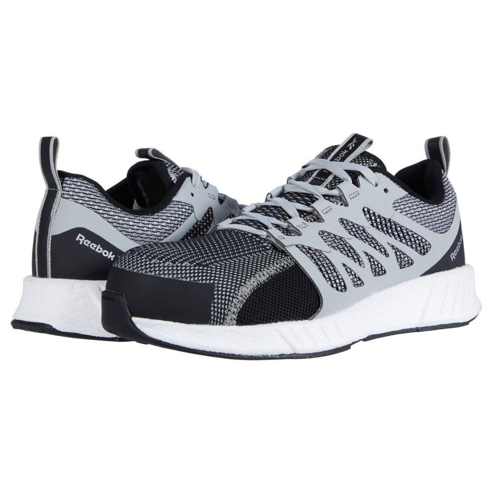リーボック Reebok Work メンズ スニーカー シューズ・靴【Fusion Flexweave Cage】Gray