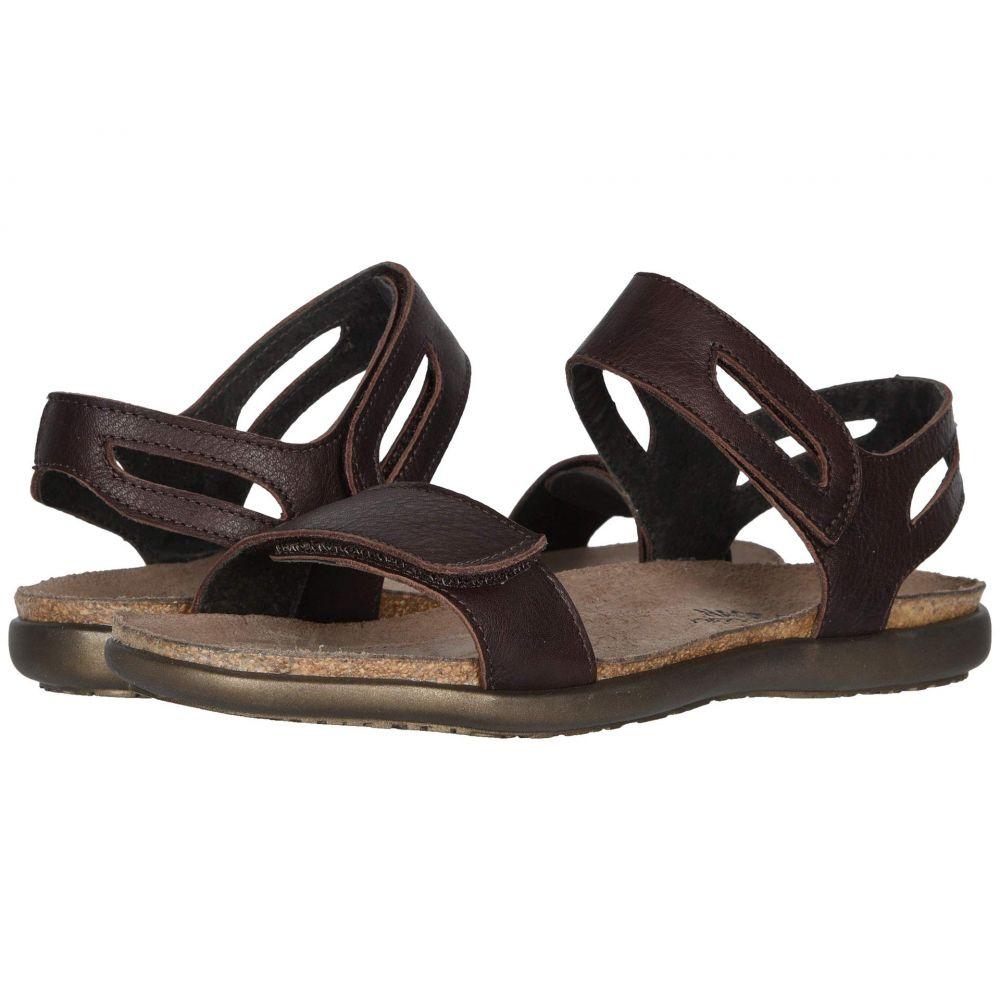 ナオト Naot レディース サンダル・ミュール シューズ・靴【Courtney】Soft Brown Leather