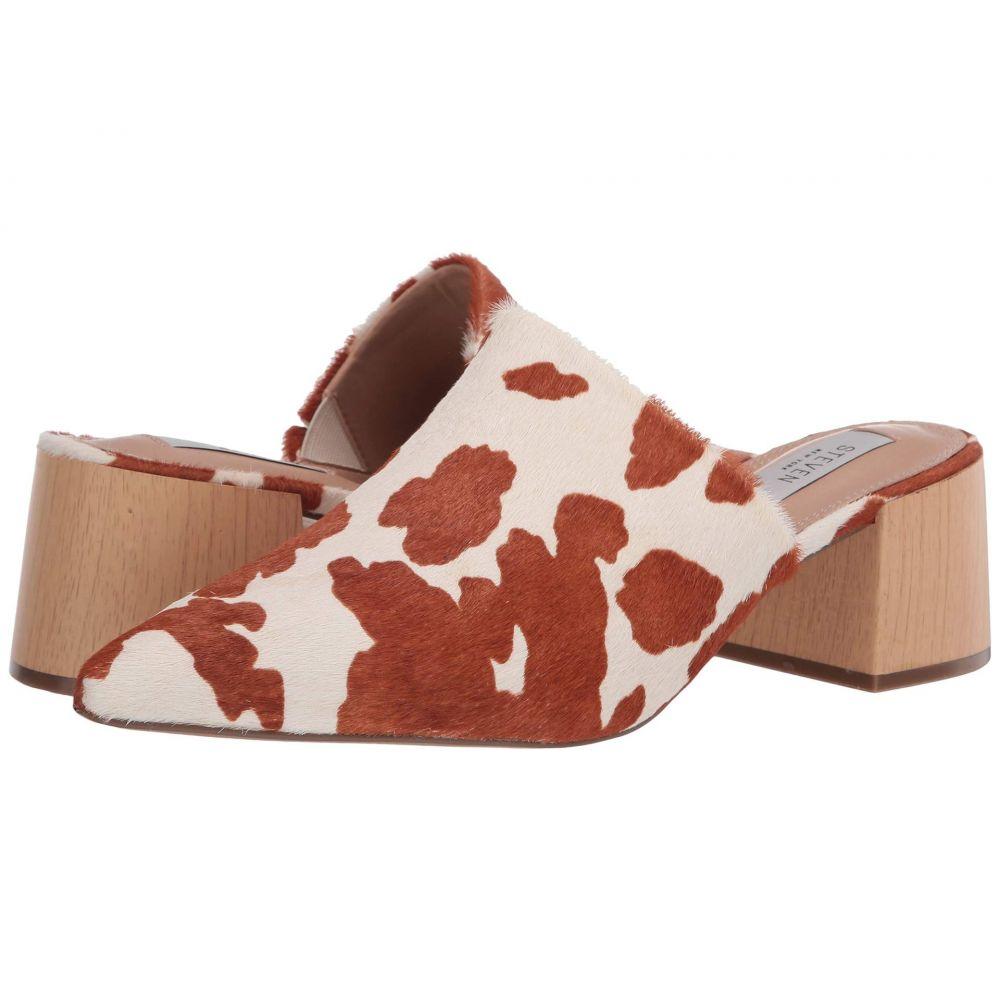 スティーブン ニューヨーク STEVEN NEW YORK レディース ブーツ シューズ・靴【Fannie-C】Cow Print