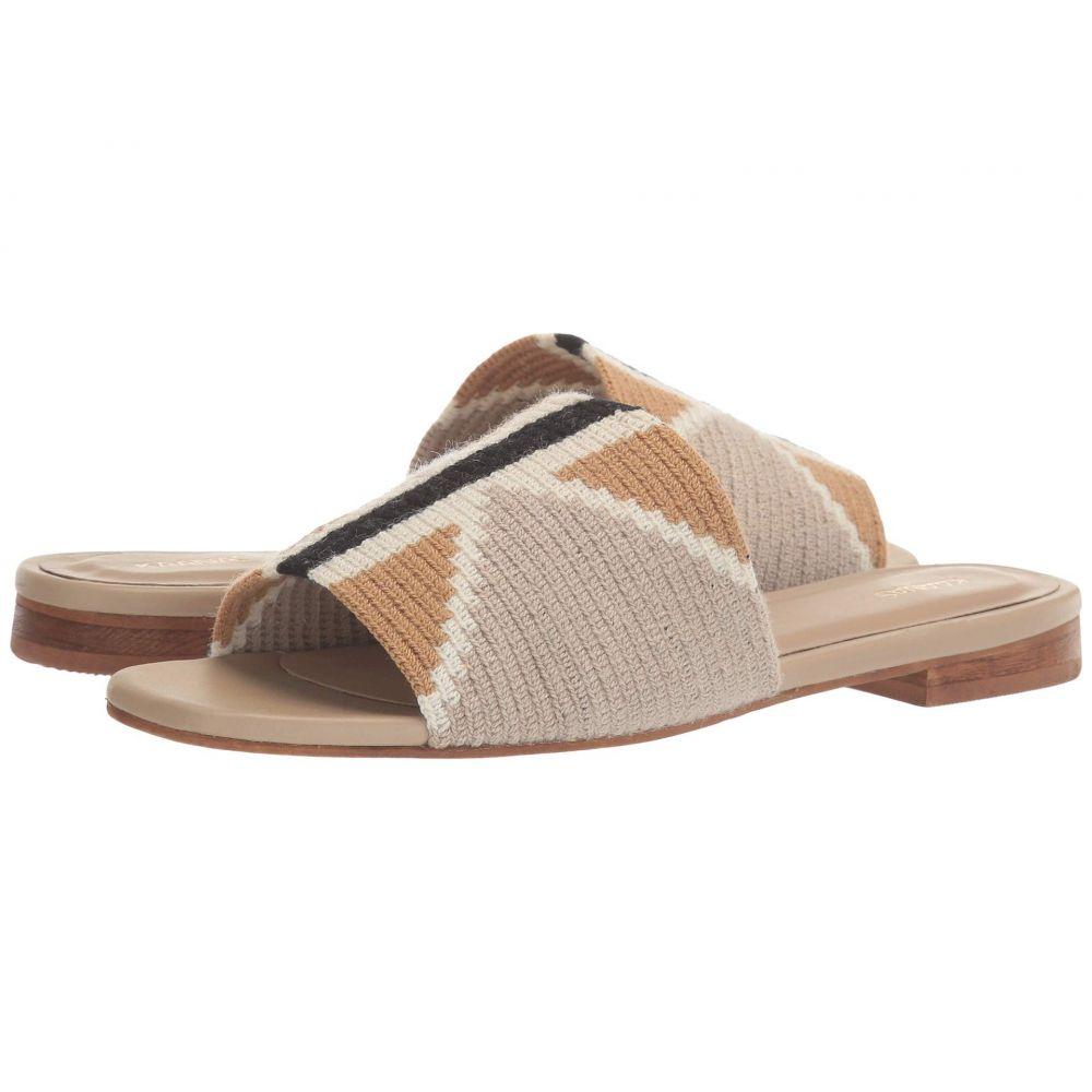 カーナス KAANAS レディース サンダル・ミュール シューズ・靴【Bronte Handwoven Sandal】Sand