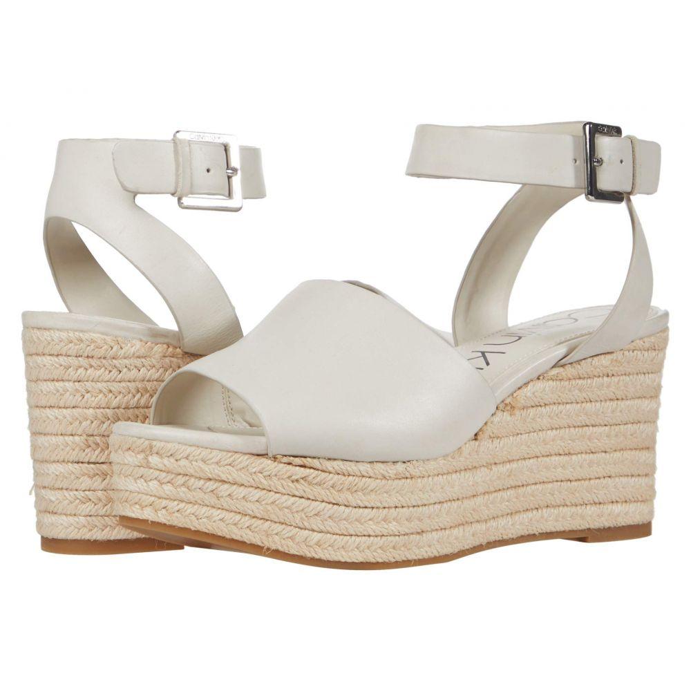 カルバンクライン Calvin Klein レディース サンダル・ミュール シューズ・靴【Chyna】Off-White
