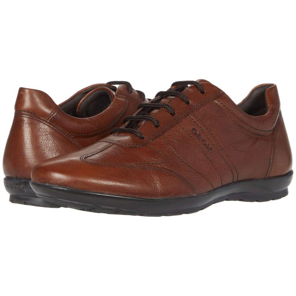 ジェオックス Geox メンズ スニーカー シューズ・靴【Symbol】Brown