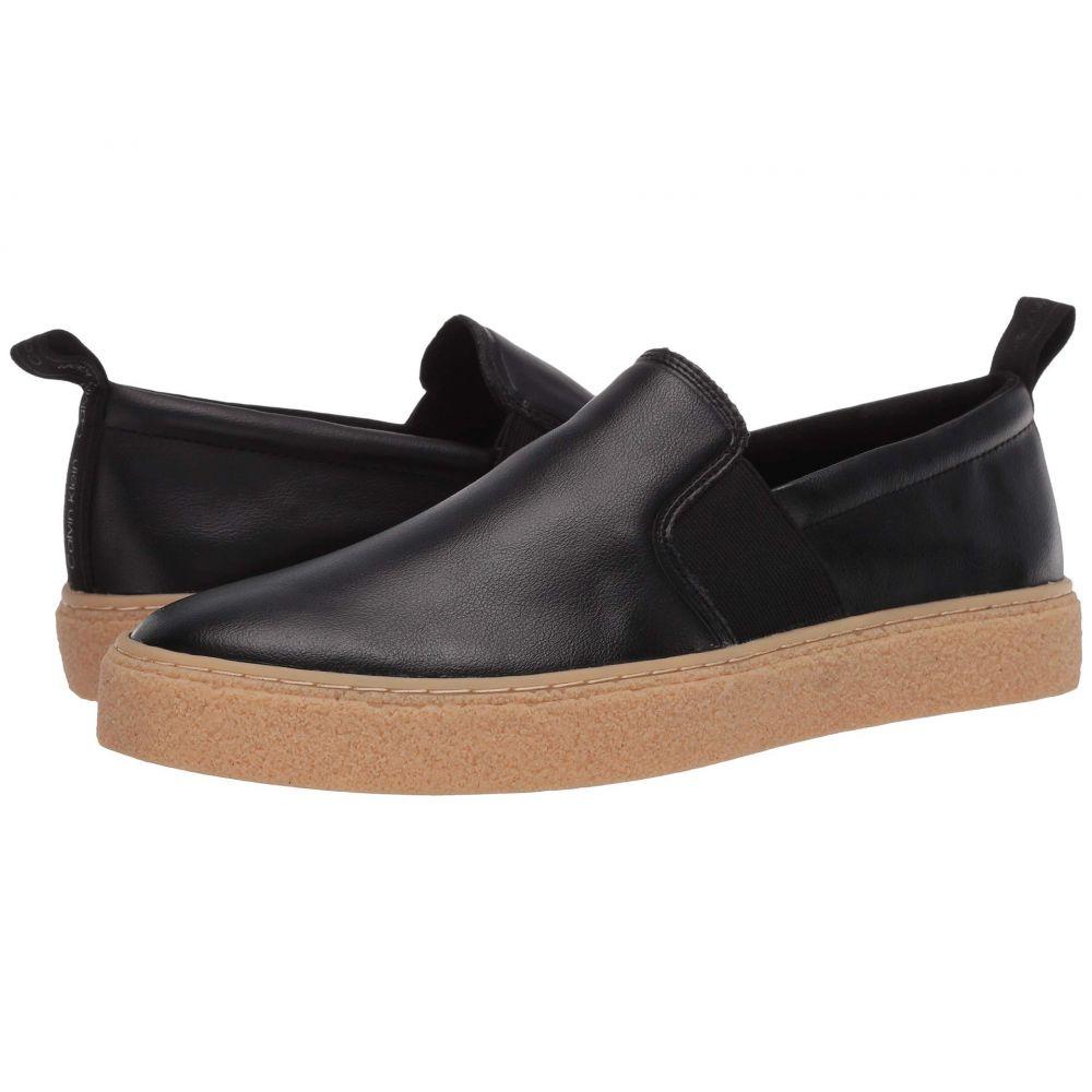 カルバンクライン Calvin Klein メンズ ローファー シューズ・靴【Emmett】Black/Small Grain Leather