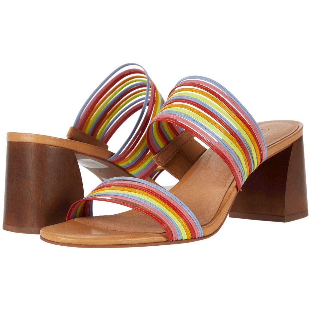 メイドウェル Madewell レディース サンダル・ミュール シューズ・靴【Meg Sandal】Nouveau Pink Multi