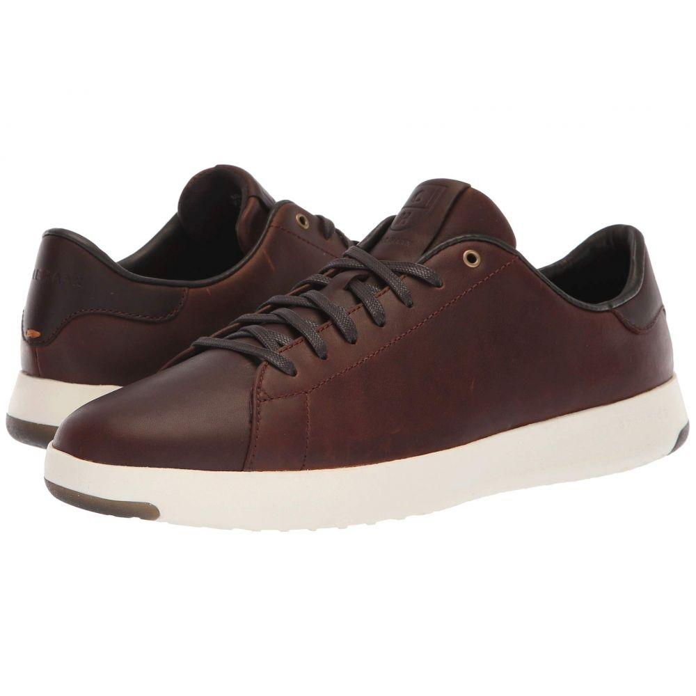 コールハーン Cole Haan メンズ スニーカー シューズ・靴【GrandPro Tennis Sneaker】Mesquite/Dark Coffee