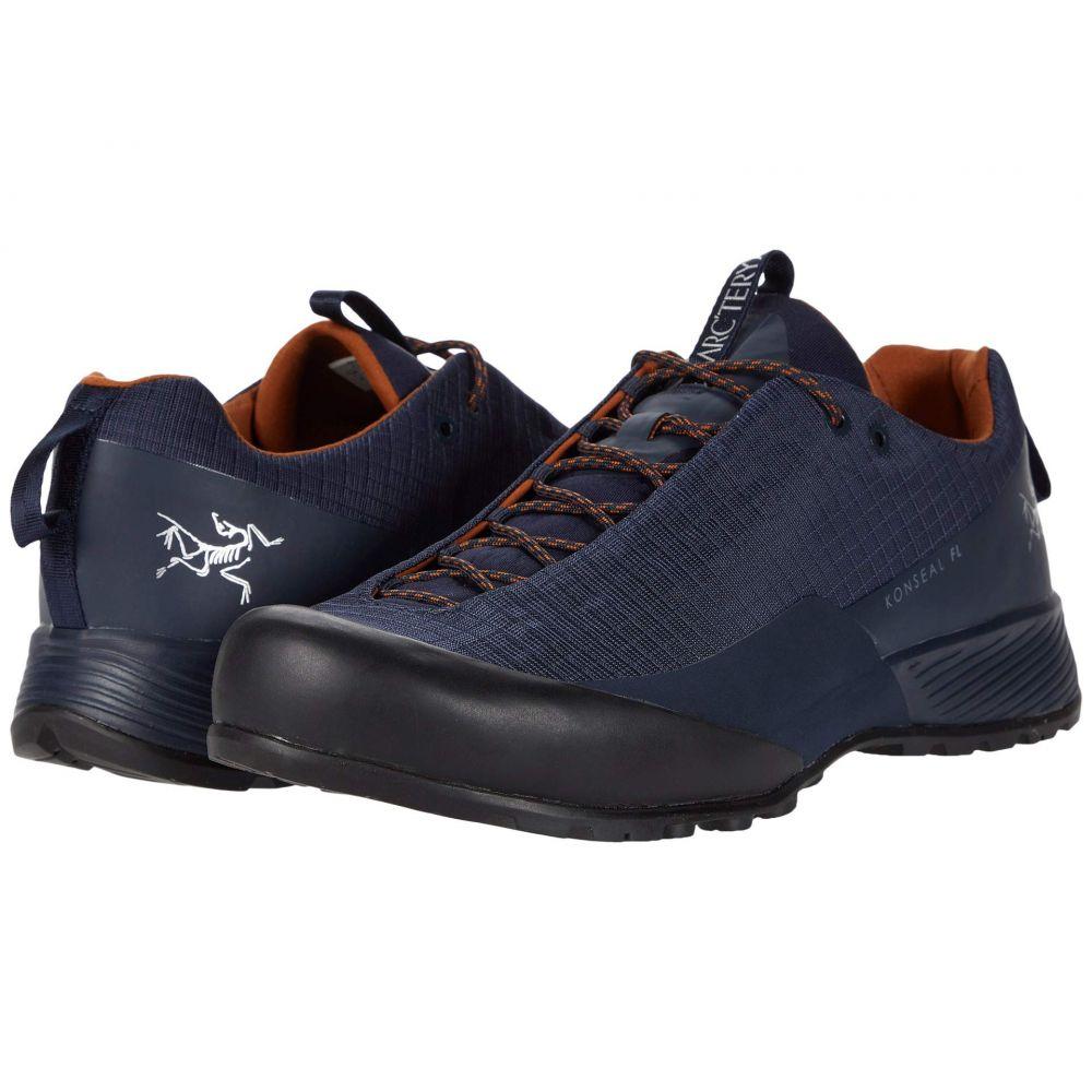 アークテリクス Arc'teryx メンズ ハイキング・登山 シューズ・靴【Konseal FL】Cobalt Moon/Agra